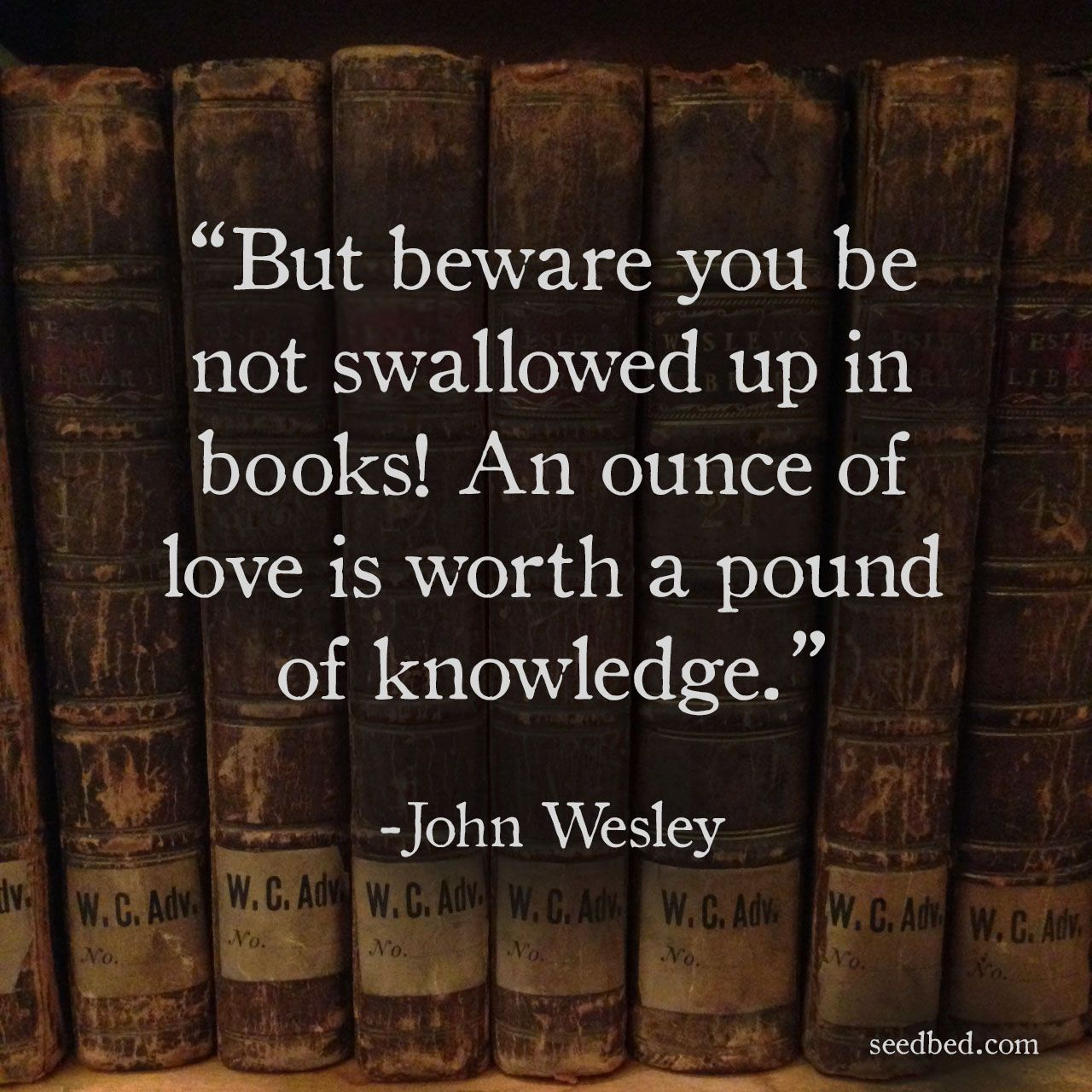 John Wesley's Quotes