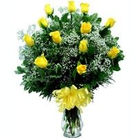 Classic Yellow Rose Bouquet