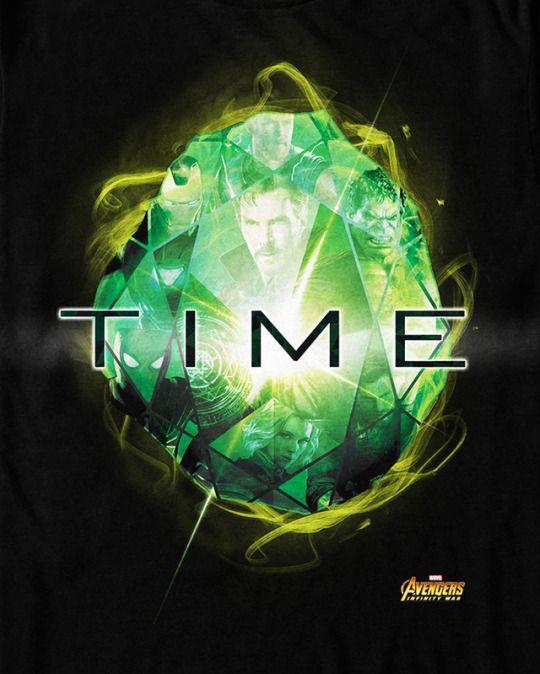 Time Stone Doctor Strange Avengers Infinity War