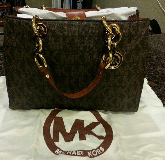 My first MK purse  macys  2c68d4b1e3a77
