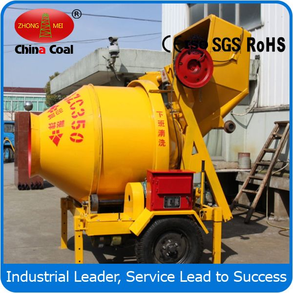 JZC350-B Diesel Engine Powered Concrete Mixer  Chinacoal07 Diesel Engine Powered Concrete Mixer,Concrete Mixer,Diesel  Concrete Mixer