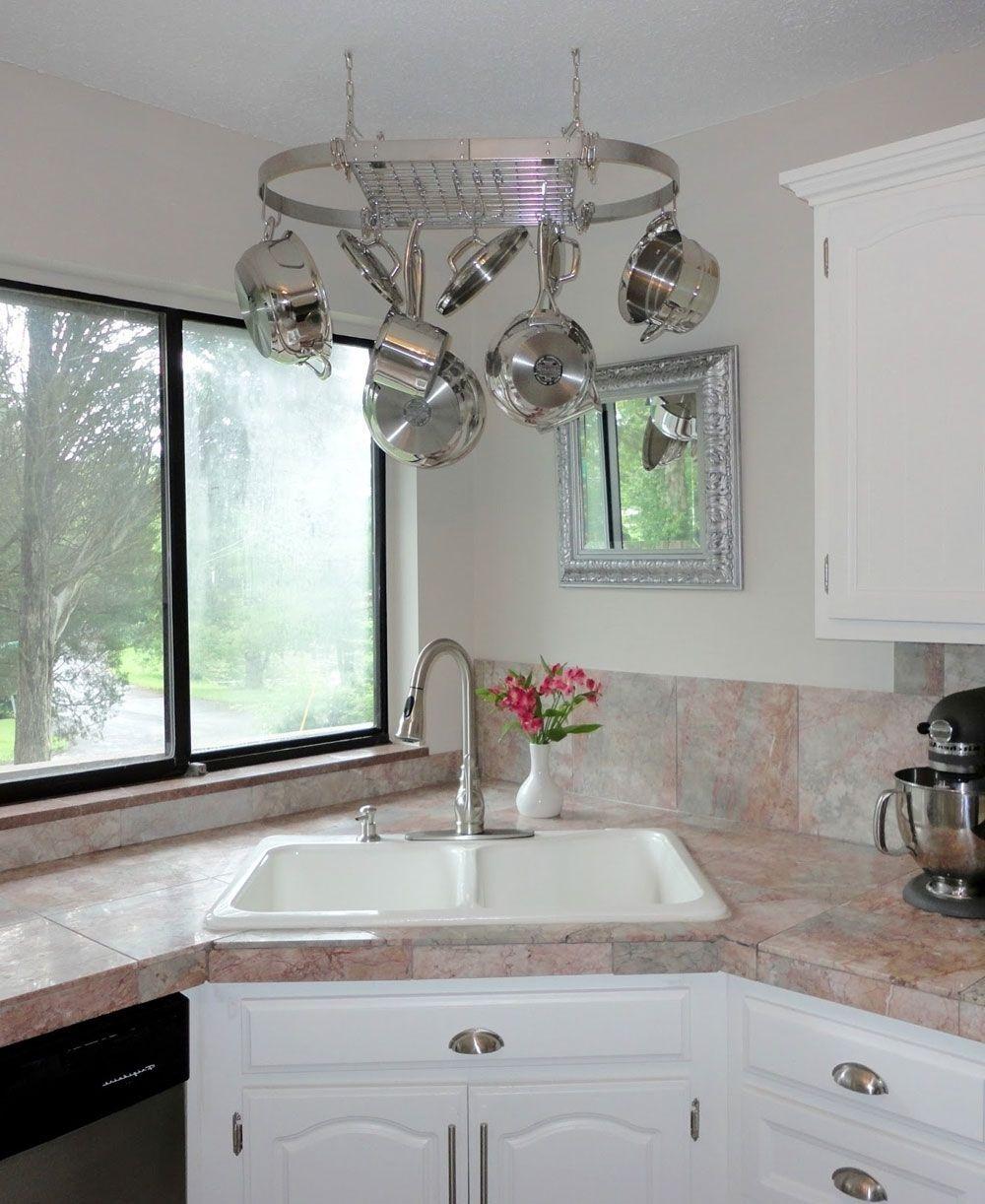8 beautiful corner kitchen sink ideas remodel for your perfect home corner sink kitchen on kitchen sink ideas id=84807