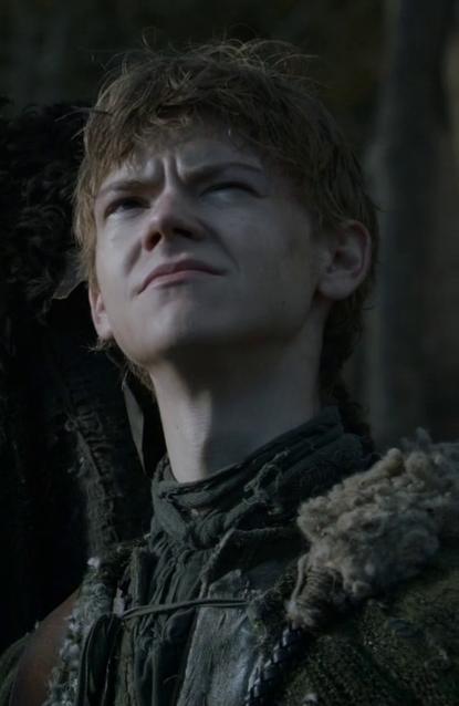 Thomas Brodie Sangster As Jojen Reed In Game Of Thrones Thomas Sangster Thomas Brodie Sangster Thomas Brodie