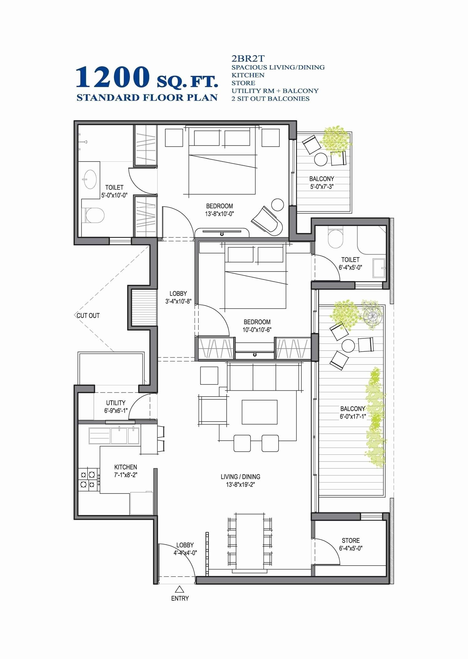 1000 Square Ft House Plans Inspirational Amazing 1200 Square Foot House Indian Design And Floor Pl Indian House Plans Basement House Plans Bungalow House Plans