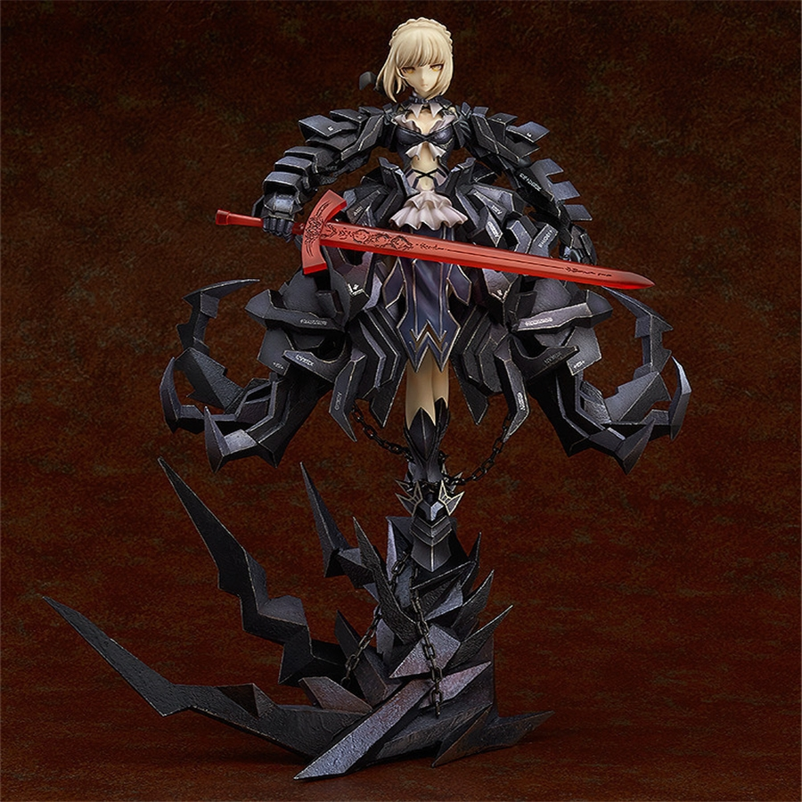 66.17$  Buy now - http://alib5b.worldwells.pw/go.php?t=32784222278 - Fate Stay Night Saber Alter Huke Metal Gear Illustrator ver. 1/7 Scale Pre-painted PVC Figure collect modelo toy 66.17$