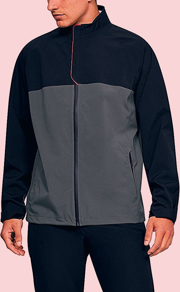 Photo of Men's UA Golf Rain Jacket   Under Armour US