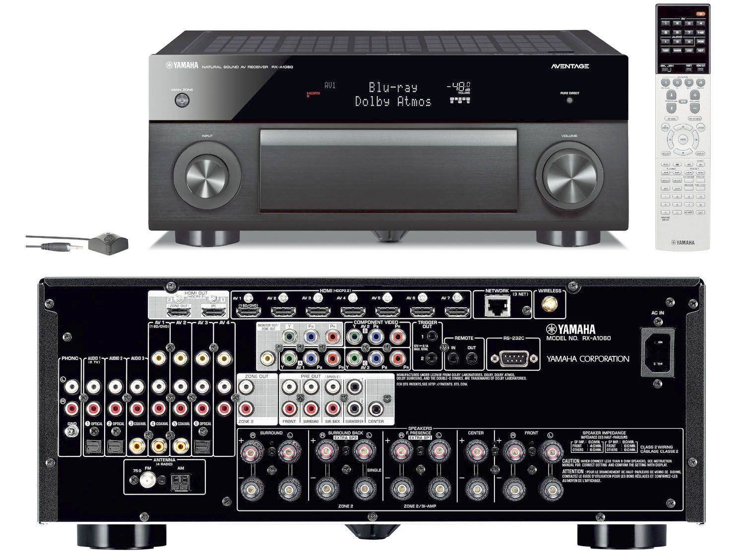 The 12 Best Mid Range Home Theater Receivers Of 2020 With Images Home Theater Setup Best Home Theater Receiver Home Theater Speakers