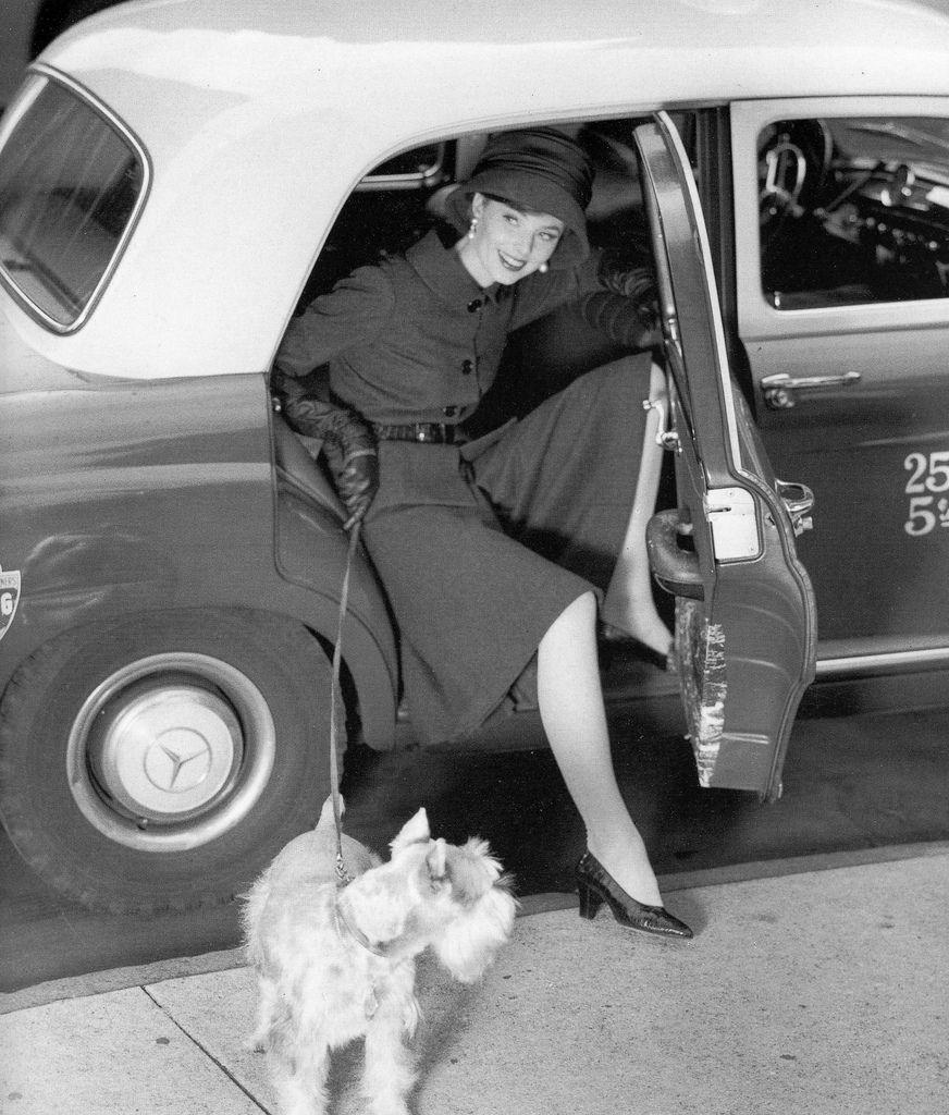 Photo by Frances McLaughlin-Gill, Vogue 1960