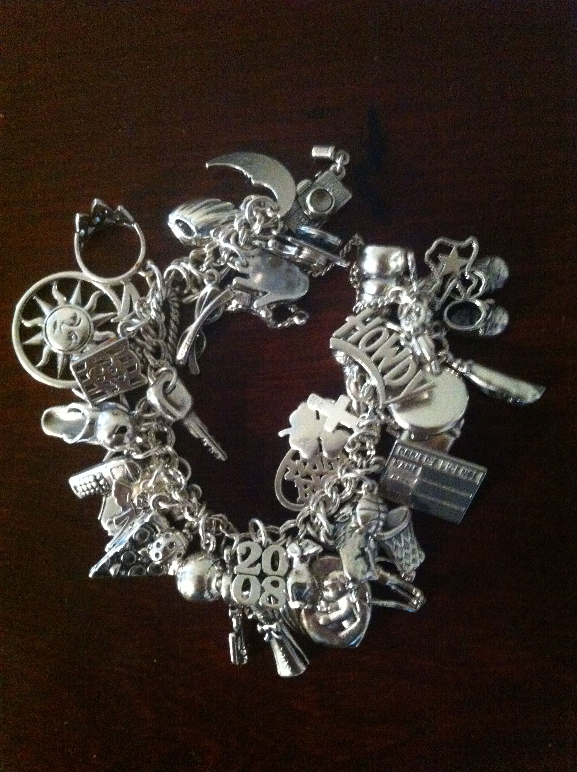 Love My James Avery Charm Bracelet This Isn T Mine I Don Have Many Charms But It S Still Pretty