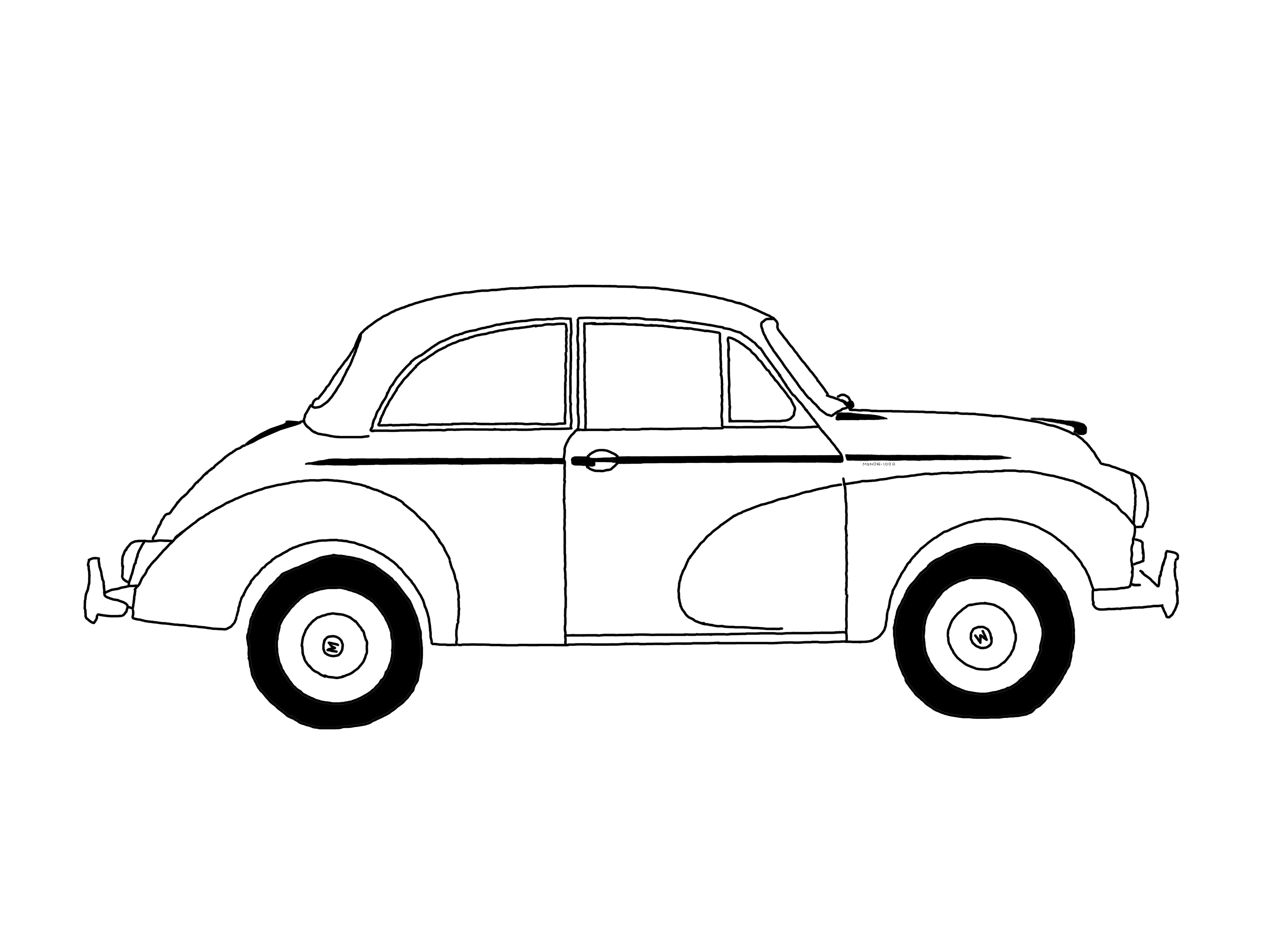 Pin By John On Cars Morris Minor Cars And