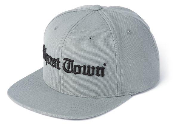 9c226f8d3e841 Carhartt WIP Ghost Town Starter Cap - Grey