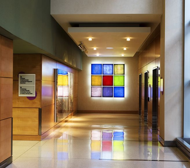 lobbies for children hospitals | redesign for the Children\'s ...
