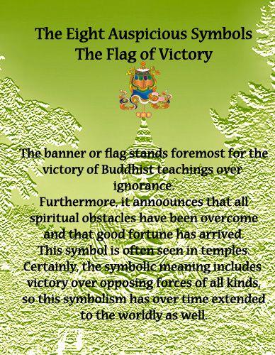 Sigils Symbols The Eight Auspicious Symbols Of Buddhism The