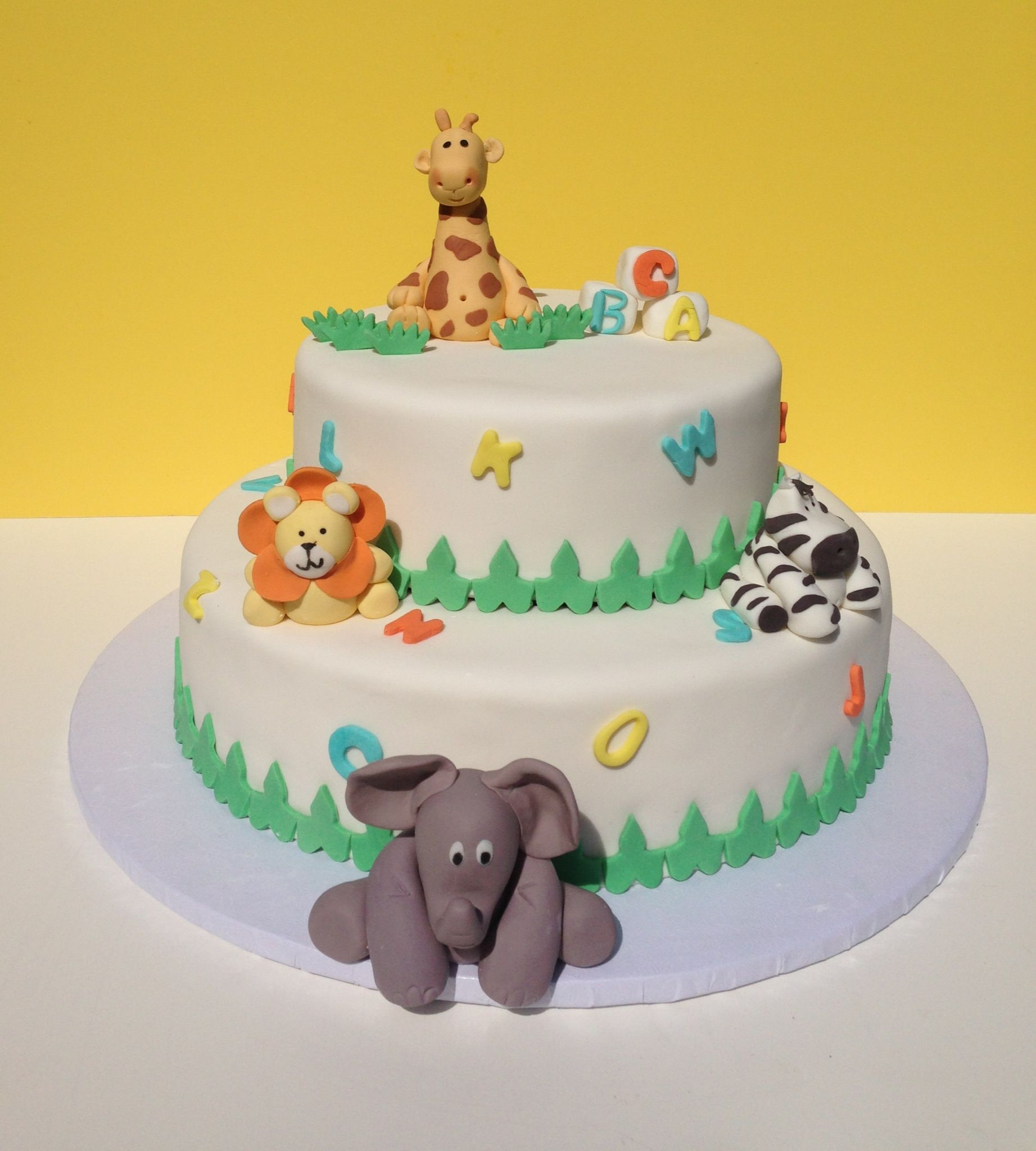 Baby Shower cake !