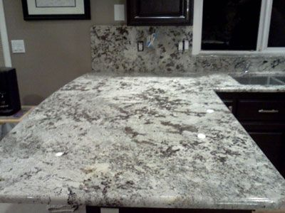 Best Alaskan White Granite Alaskan White 3Cm Granite Material 400 x 300