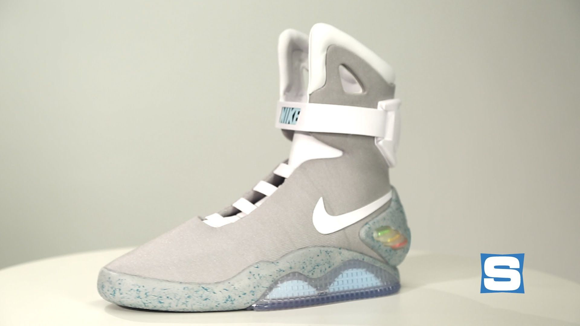 Nike Air Mag Back To The Future Shoes Comparison With Images