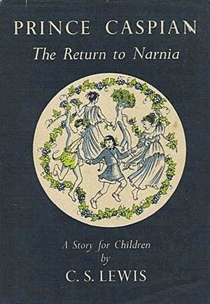 """""""The Chronicles of Narnia"""", C.S. Lewis"""