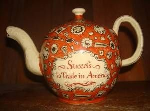 Most Expensive Tea Pots Ever Sold.  5.) Chipped Wedgwood Teapot: $130,000!