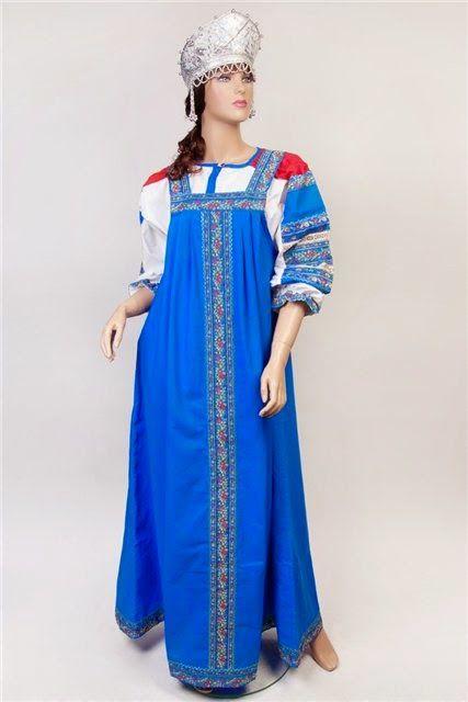 De Creaciones Rusia Diferentes Ruso Traje Vestimenta Tipico AqUCU