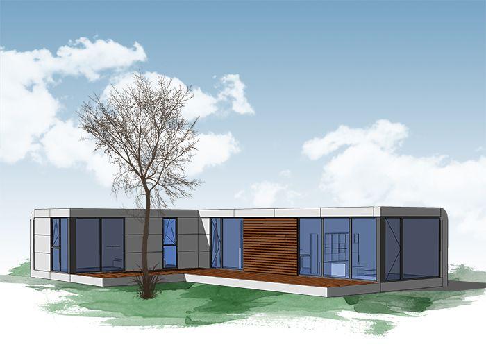 Außergewöhnlich Willkommen Bei Cubig. Cubig Ist Mehr Als Ein Fertighaus. Es Ist Ein Mobiles  Designhaus