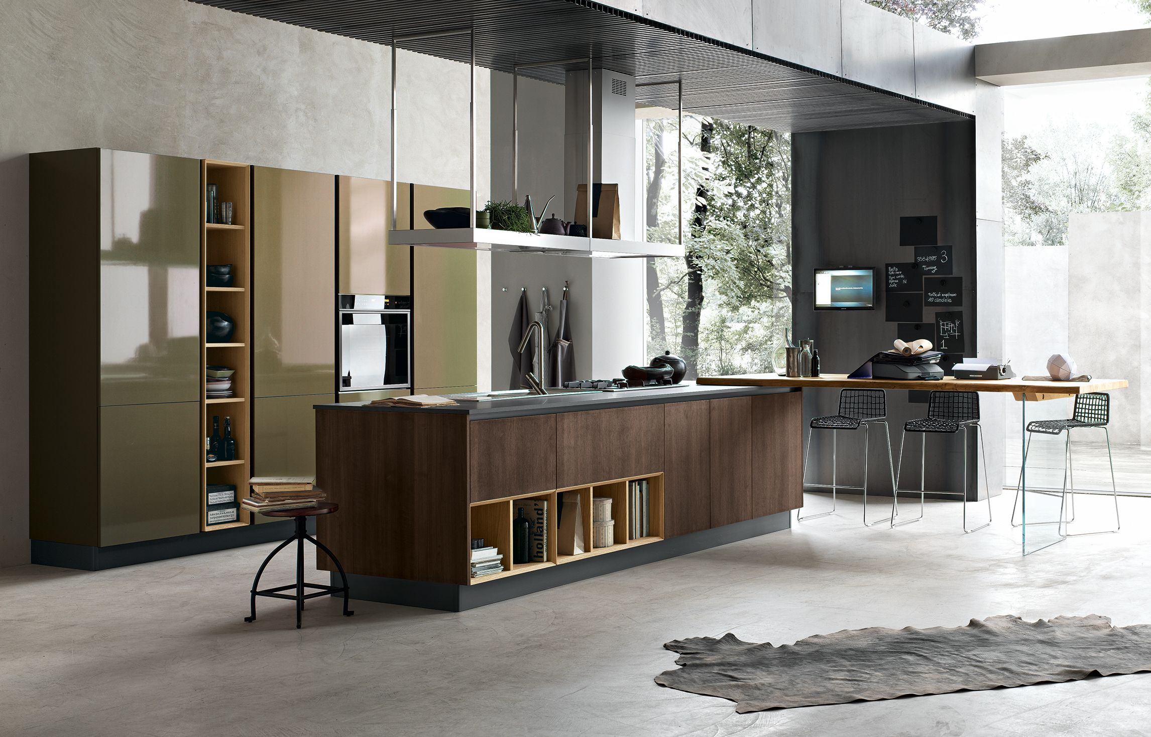 Kitchens | Stosa Cucine | MAYA/ eurosalon Podgorica | Kitchen ...