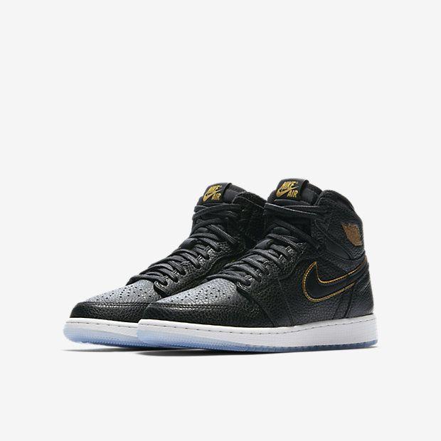 quality design 4a8ff f3a75 Air Jordan 1 Retro High OG Boys' Shoe in 2019 | SHOES | Air ...