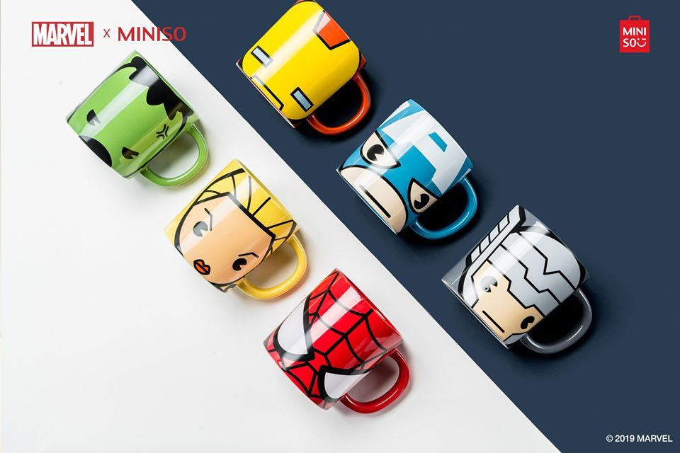 Miniso Marvel Google Search