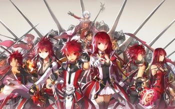Elsword Computer Wallpapers, Desktop Backgrounds | 1920x1200 | ID:648081