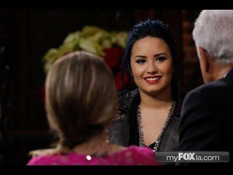 Demi Lovato On Good Day LA 12/2/13