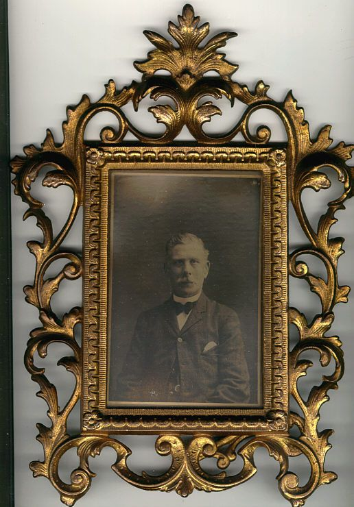 Antique Pair Victorian Picture Frames Circa 1880 Victorian Picture Frames Antique Picture Frames Victorian Frame