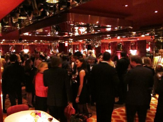 """We had a great turnout for our """"Friend-raiser"""" on January 16, 2013. New and long-standing friends flocked to Doubles at the Sherry Netherland Hotel to enjoy drinks, delicious appetizers, and learn more about The Bone Marrow Foundation."""