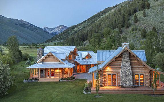 Steve McQueen's Idaho Ranch for sale...