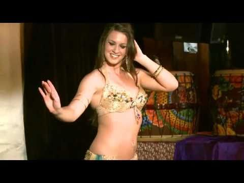 An amazing gem of belly dance: RAHEL - YouTube -- Egyptian ...