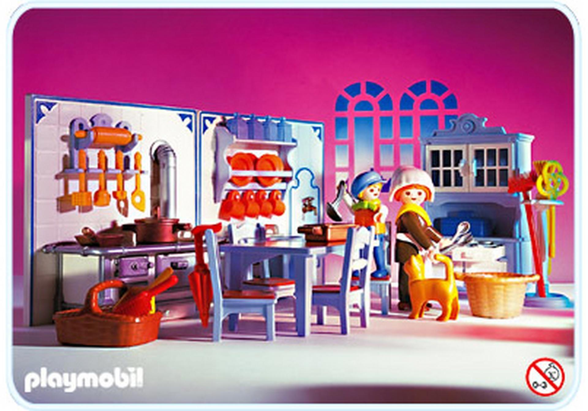 Cuisine 5322A PLAYMOBIL® France Playmobil