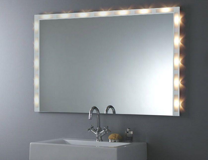 Espejo modernos para tu ba o ba o pinterest espejos - Espejos bano modernos ...