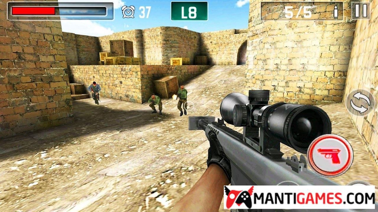 Top online shooting games from first person view on pc to