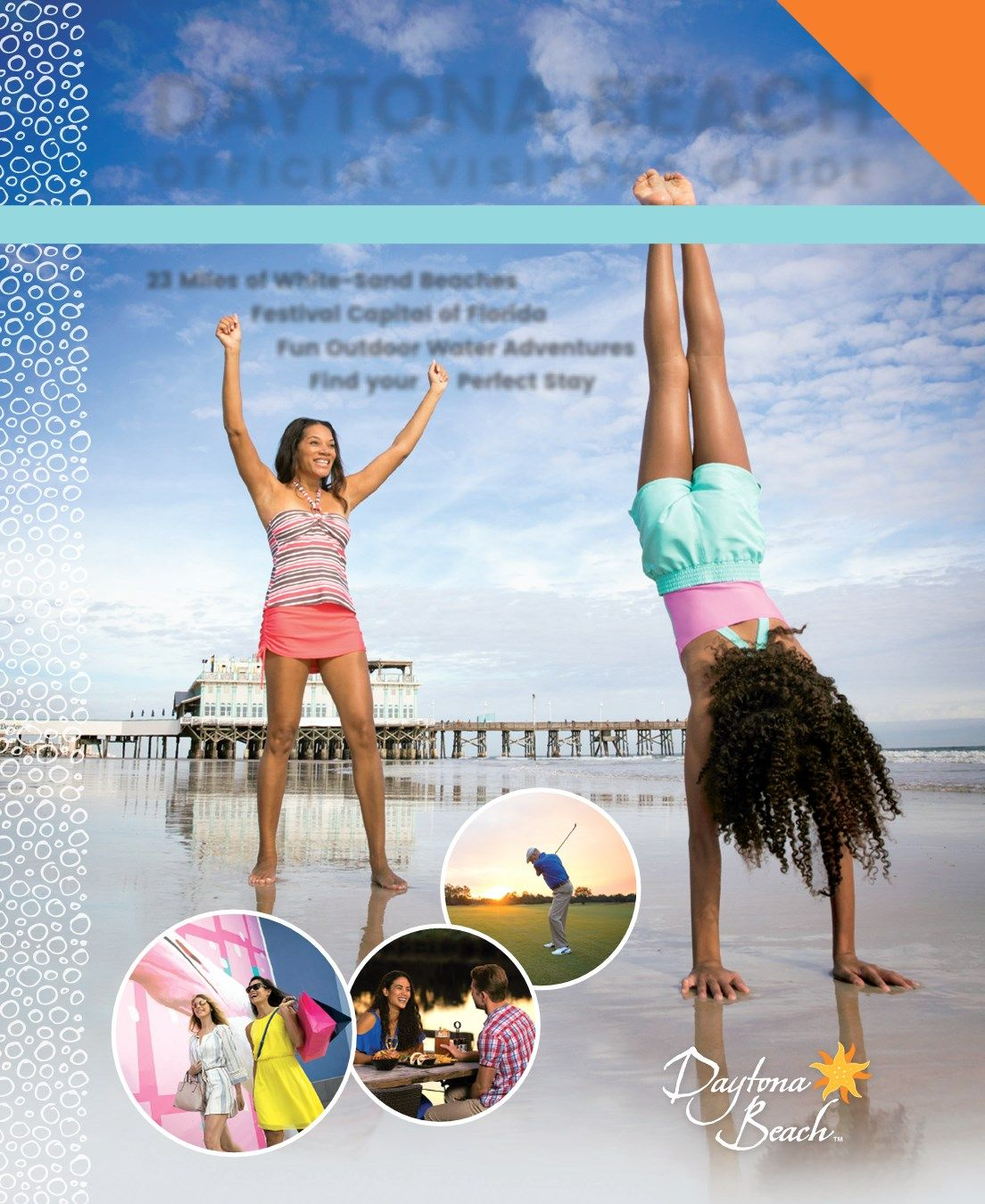 Daytona Beach Area Visitors Guide
