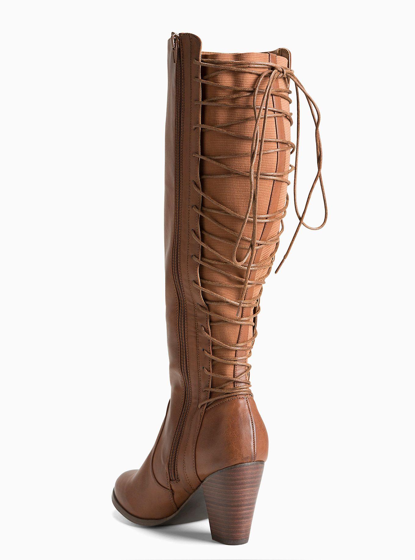 Heel Boots (Wide Width \u0026 Wide Calf