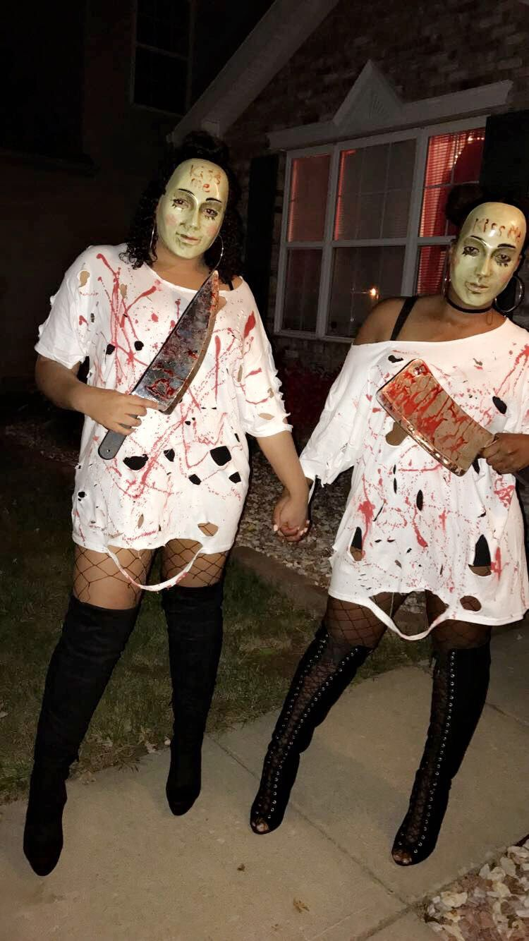 The purge election year candy girl costume | Diy projects ...