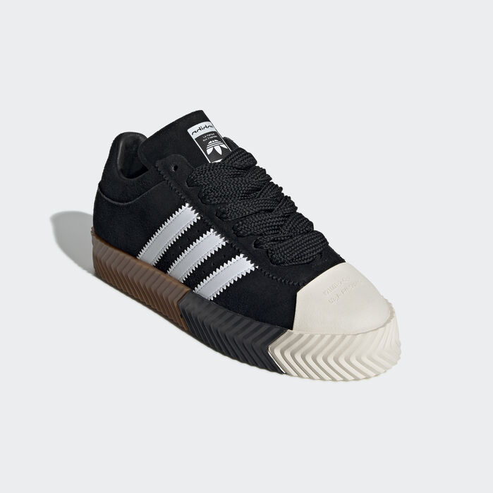 adidas Originals by AW Skate Super Shoes Black 11.5 Mens