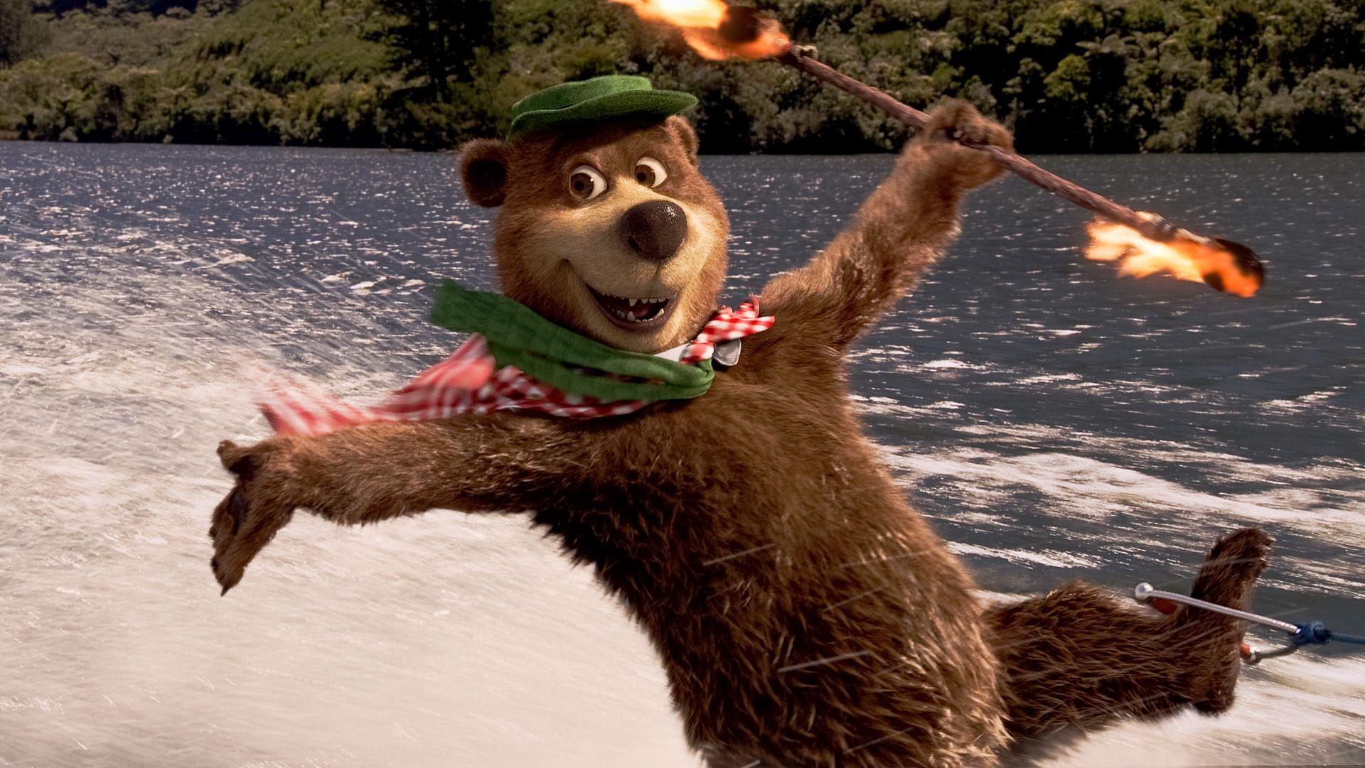 yogi bear 3d Google Search Wallpaper, Yogi bear, Yogi