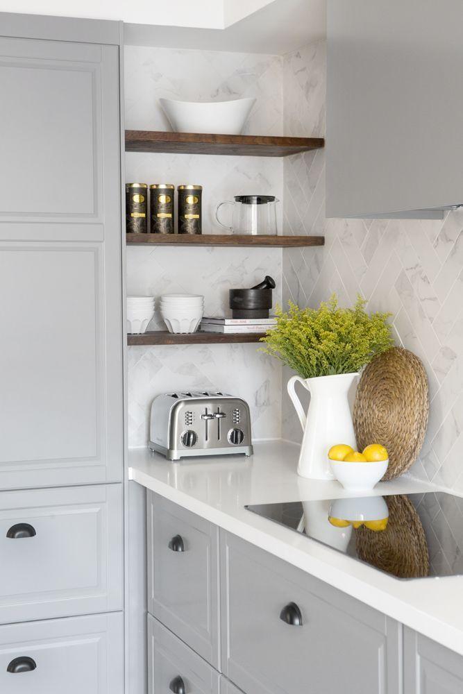Bryan Baeumler S 10 Simple Kitchen Updates That Cost Less Than 100 Kitchen Layout Corner Kitchen Cabinet Kitchen Renovation