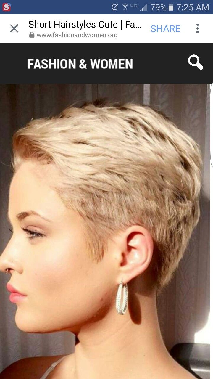 Pin by donna cassidy on hair styles pinterest hair cuts short