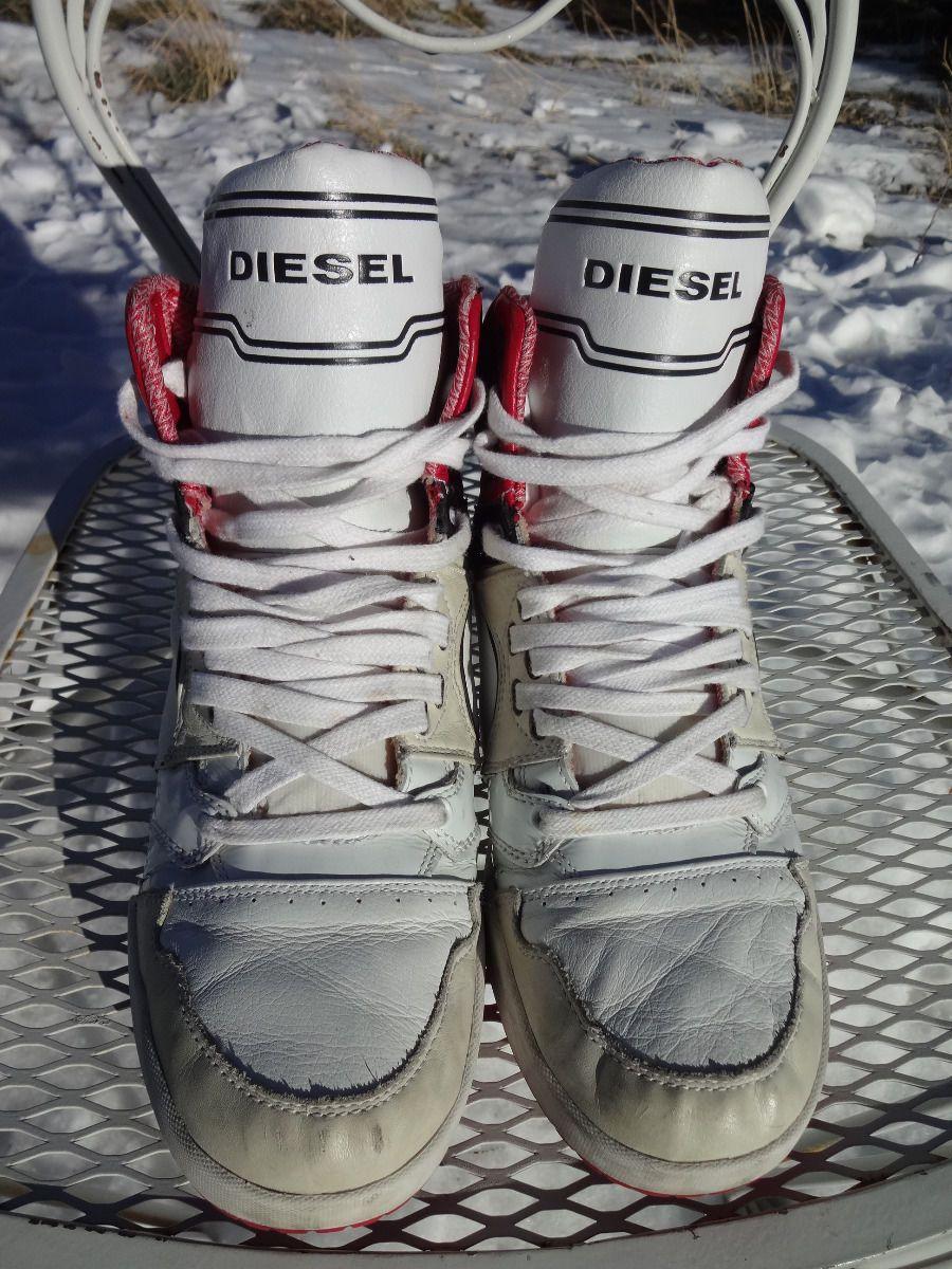 Radical Diesel I'M Pression Mid Basketball Shoes   eBay