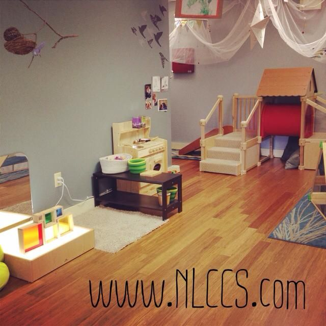 Infant-toddler Space At Natural Learning Community