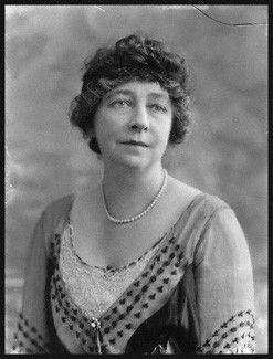 dame may whitty young