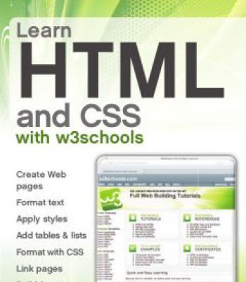 Learn Html And Css With W3schools Pdf Learn Html And Css Learn Html Online Web Design