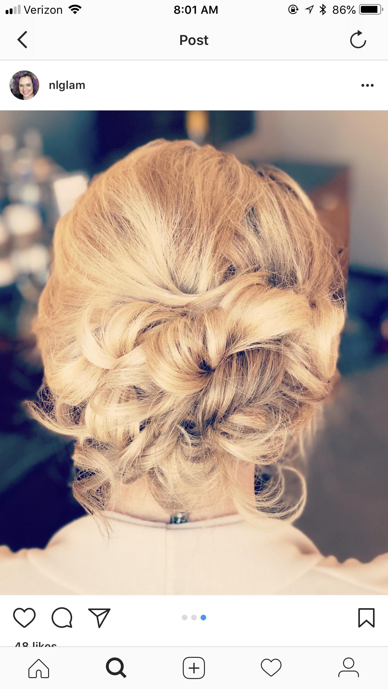 Pin by rachel t on wedding hair u makeup trial in pinterest