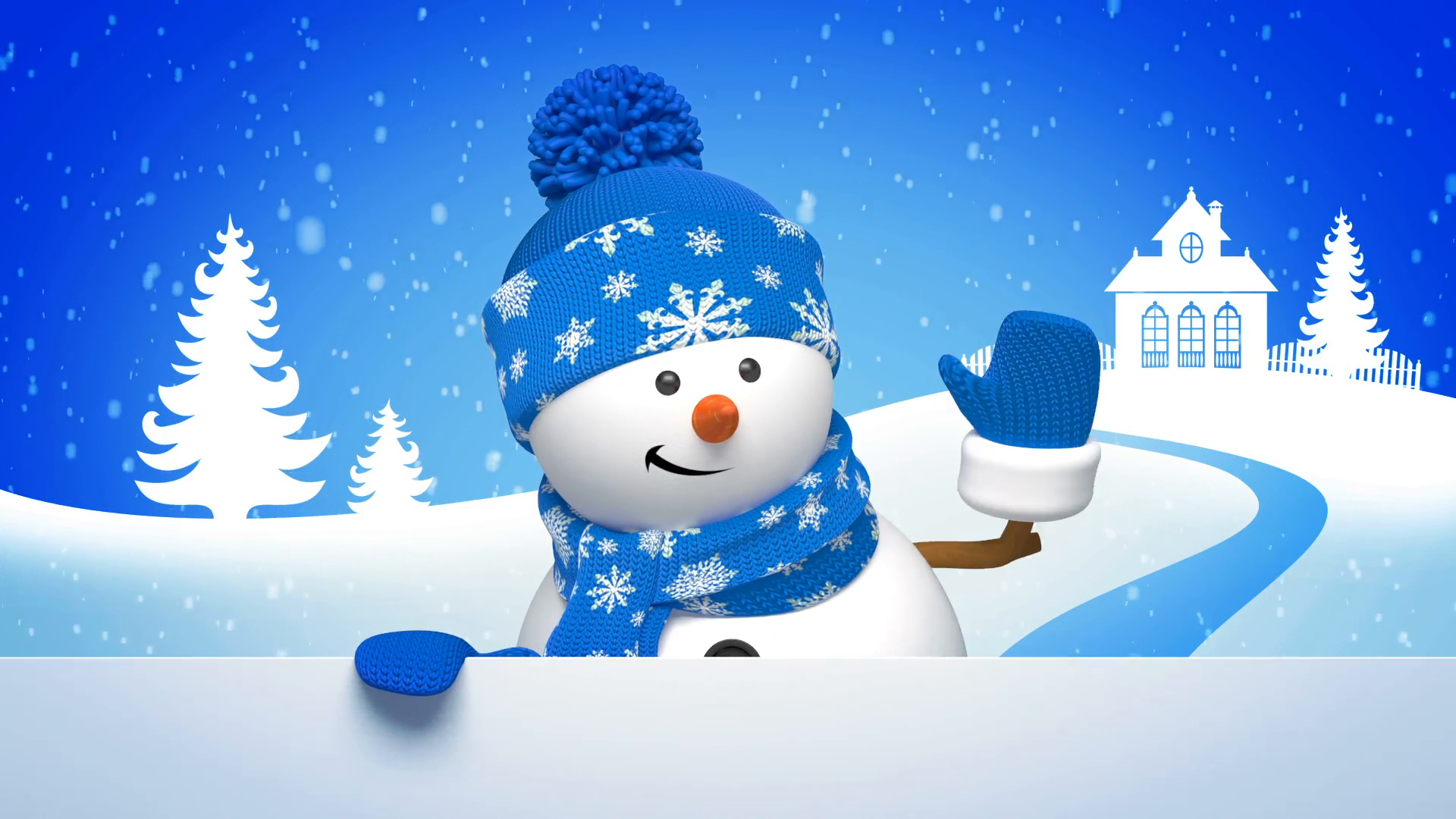 Real Christmas Snowman Pictures Wallpaper Hd Resolution On