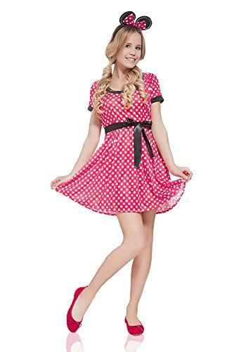 Miss Mouse costume - Top Halloween costumes teenage girls love to ...
